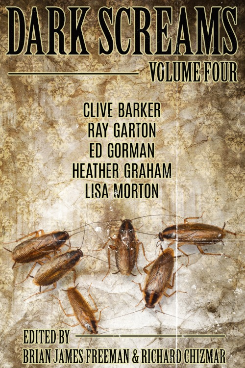Dark Screams Volume Four eBook