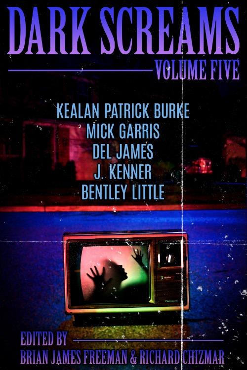 Dark Screams Volume Five eBook