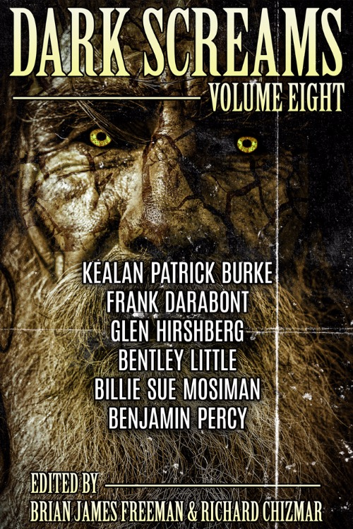 Dark Screams Volume Eight eBook
