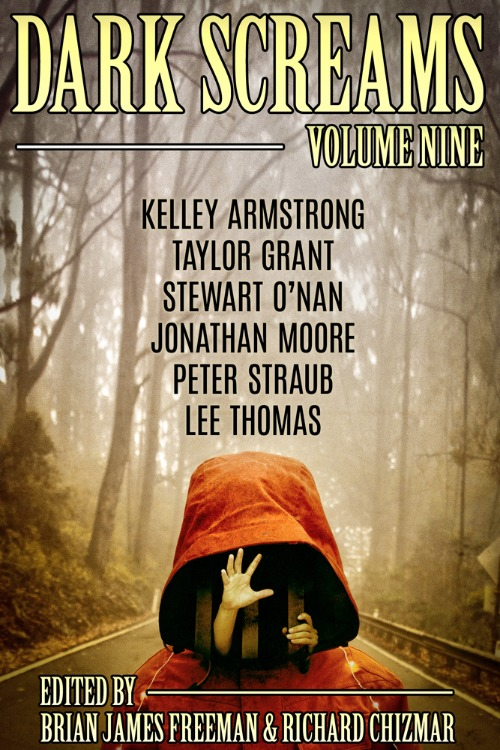 Dark Screams Volume Nine eBook