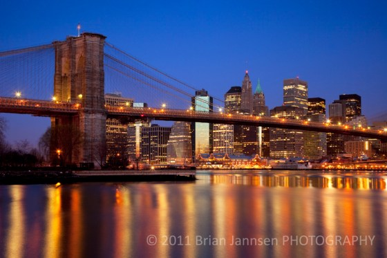 Brooklyn Bridge Manhattan New York City