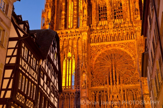 Strasbourg Alsace France Cathedral Photography Workshop