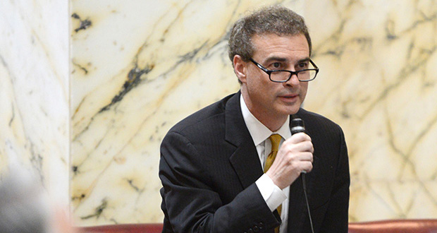 Senator Feldman Speaking