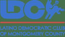 Latino Democratic Club of Montgomery County logo