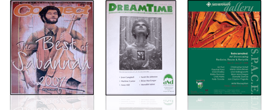 ART PRESS IN ALL MEDIA