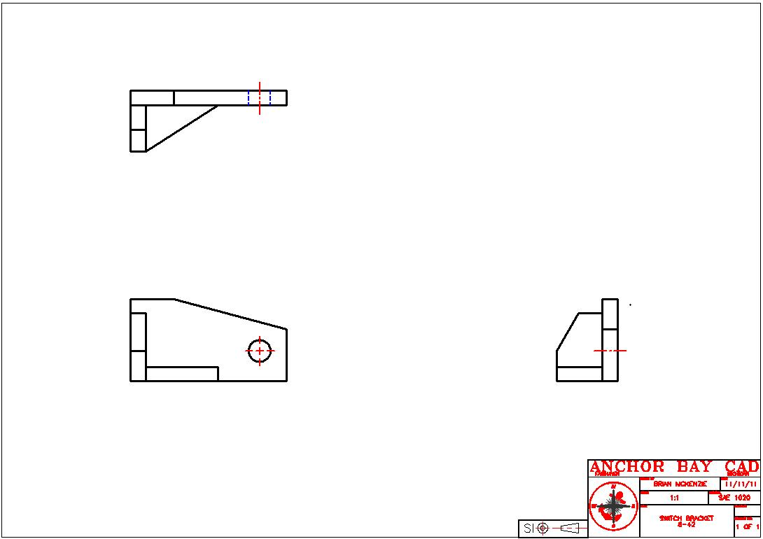 3rd Angle Projection