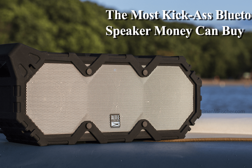 Altec Lansing Bluetooth Speaker Review