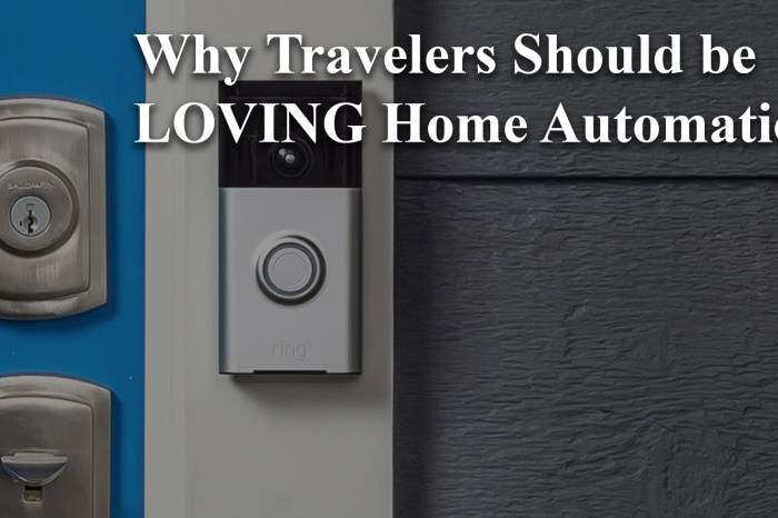 Why Frequent Travelers Should be LOVING Home Automation