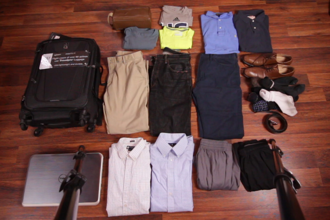 Traveling for Work – 7 Smart Tips