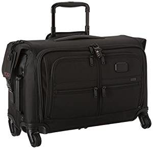 TUMI Alpha 2 Carry On 4 Wheel Garment Bag