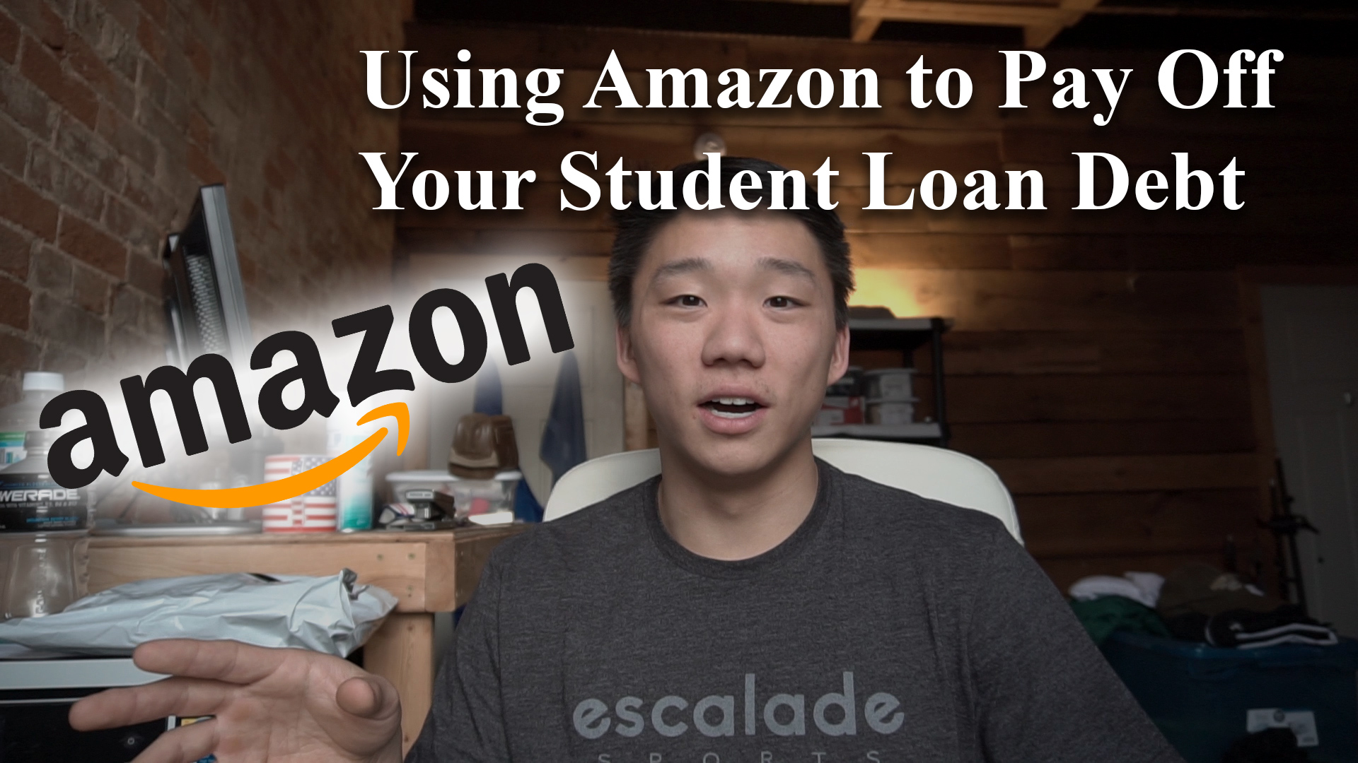 Using Amazon to Pay Off Student Loans