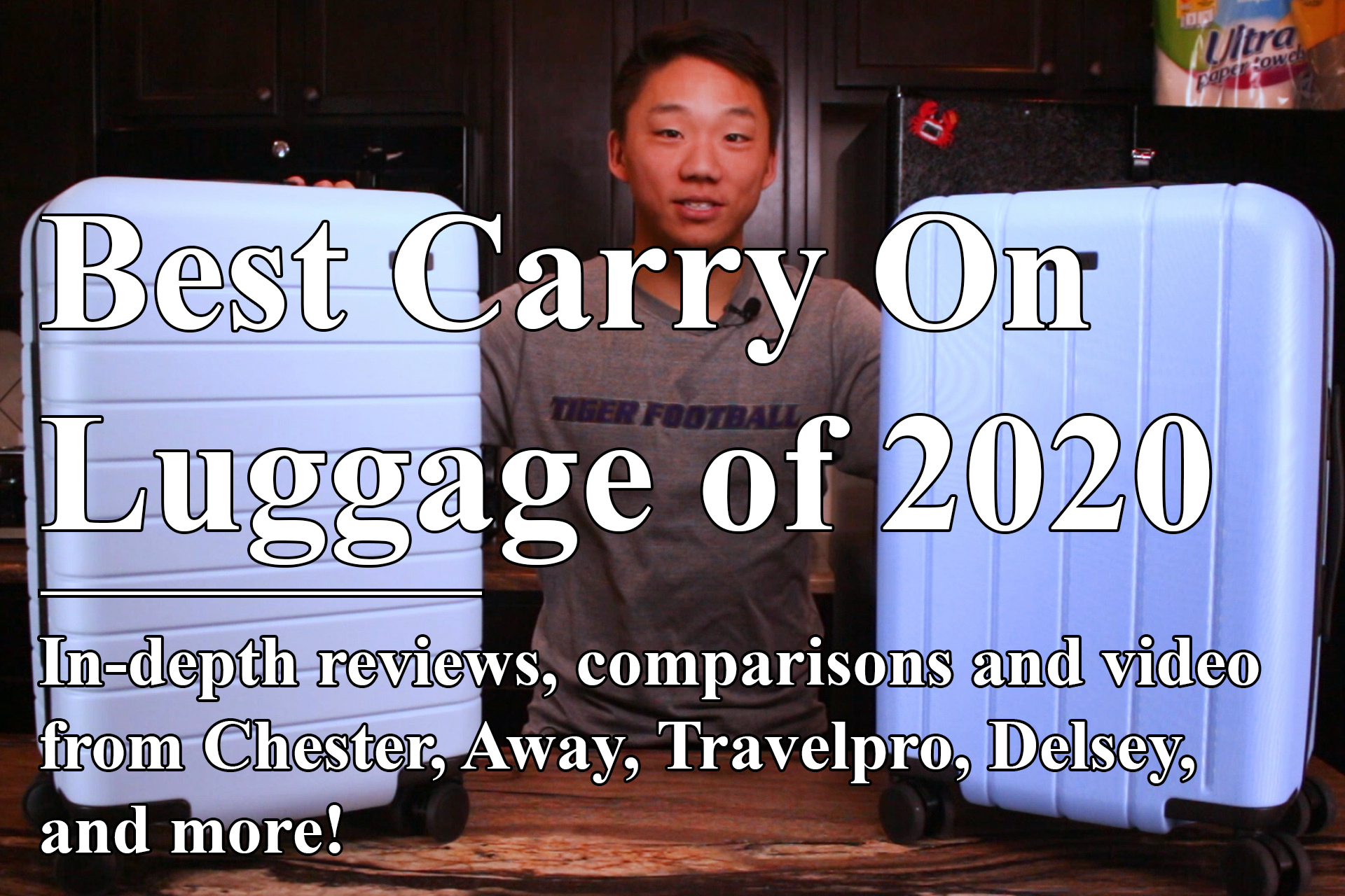 Best Carry On Luggage 2020