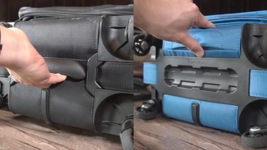 travelpro maxlite bottom handle