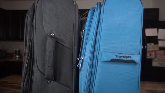 travelpro maxlite side handles