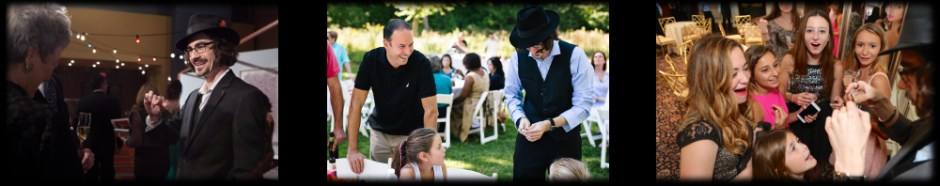 Connecticut magician Brian Miller Private Event Entertainment Banner