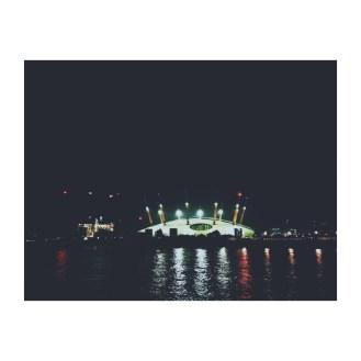 The O2 - London