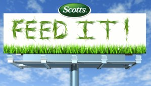 Scotts Billboard