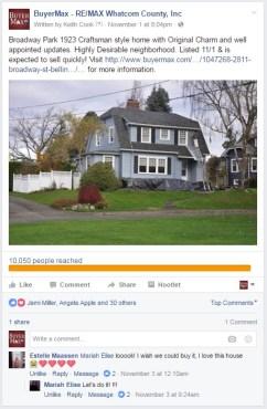 Paid Social - Facebook Ad