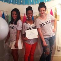 Danika Daly, Me and Crosby Noricks !