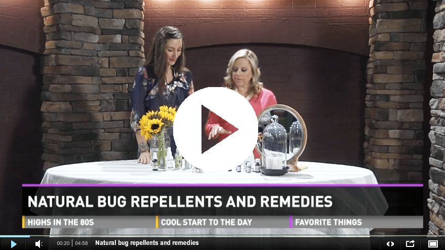 Repel Mosquitoes and Ticks Naturally