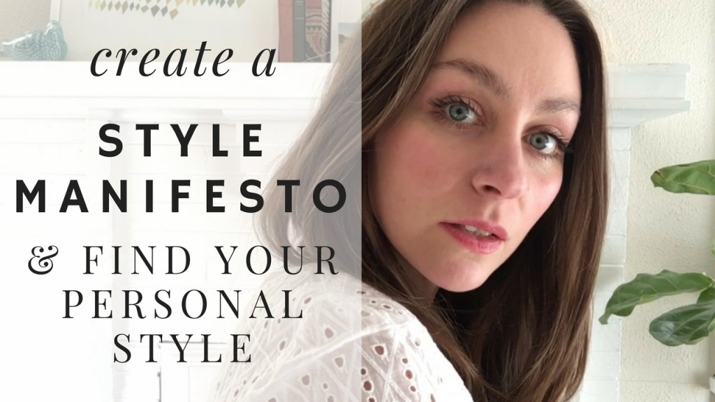 How To Find Your Own Personal Style | Personal Style Questions