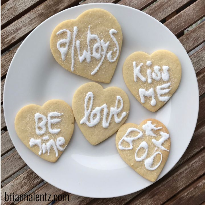 Valentine Cookies Made Easy Featured Picture