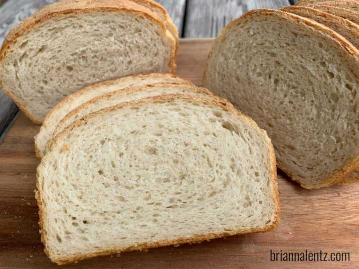 My Holy Grail Bread Recipe