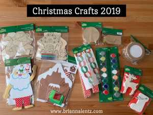 Christmas Crafts 2019 Image 1