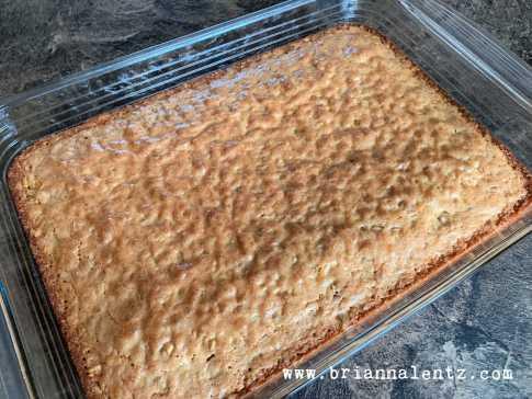 Pecan Bread or Pecan Blondie 3