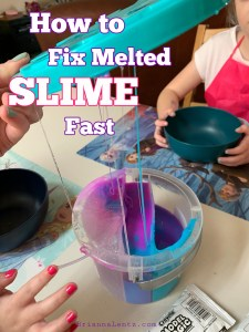 How to Fix Melted Slime Fast Brianna Lentz Feature Image