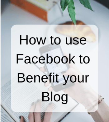 How to use Facebook to Benefit your Blog
