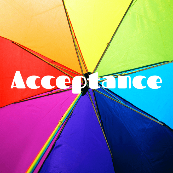 Mental Wholeness Strategies: Acceptance