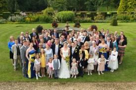 Tylney Hall Wedding 12