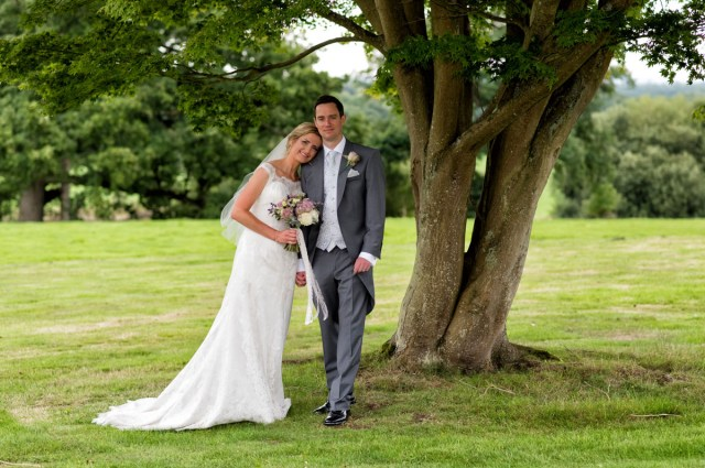 Emma & Tom at Highfield Park