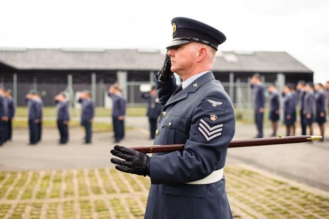 RAF 100 Parade in Farnborough (FAST Museum)