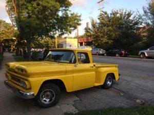 Yellow Truck Original