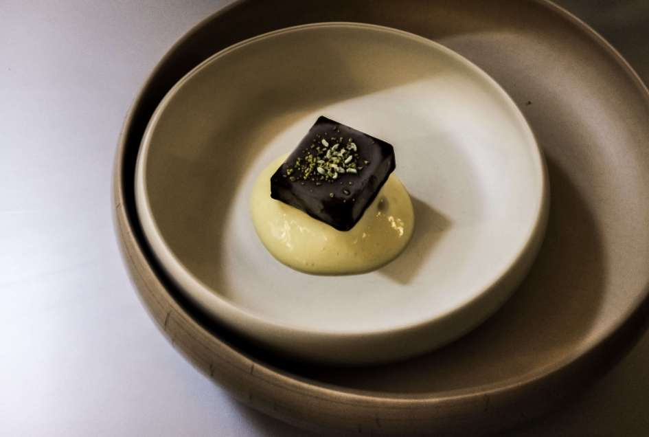 alinea - fennel - dark chocolate - lemon - strawberry - august 2016