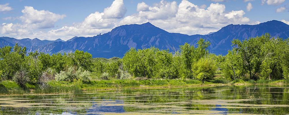 Leon A Wurl Wildlife Sanctuary Louisville, Colorado