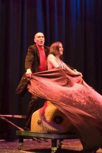 Brian and Lola Magician Malta