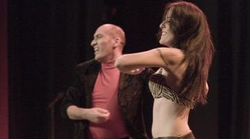 Brian Role and Lola Palmer - Magician and Illusionist Perform In China