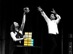 Brian-Role-and-Lola-Palmer-Stage-Mshow-Malta-MagicianMalta
