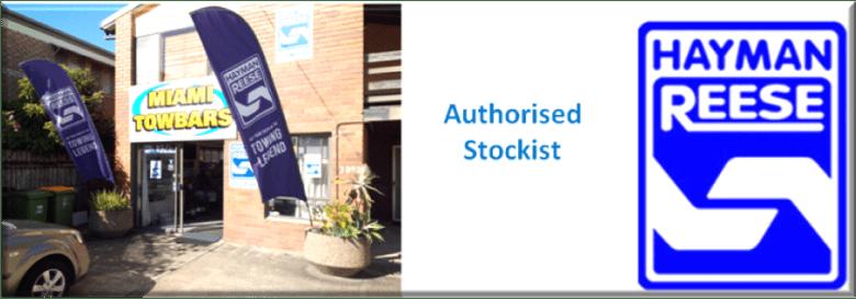 Hayman Reese stockist