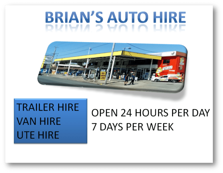 Brian's Auto Hire