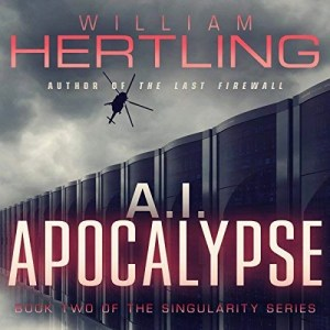 Audiobook: AI Apocalypse by William Hertling (Narrated by J.M. Badger)