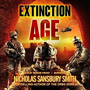 Audiobook: Extinction Age by Nicholas Sansbury Smith (Narrated by Bronson Pinchot)