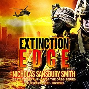 Audiobook: Extinction Edge by Nicholas Sansbury Smith (Narrated by Bronson Pinchot)