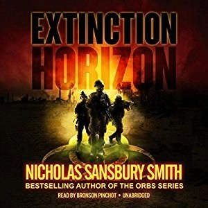 Extinction Horizon (Extinction Cycle #1) by Nicholas Sansbury Smith