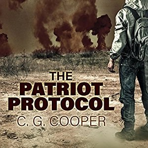 Audiobook: The Patriot Protocol by C.G. Cooper (Narrated by James Foster)