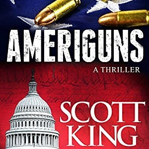Audiobook: Ameriguns by Scott King (Narrated by Eric Michael Summerer)