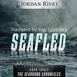 Audiobook: Seafled by Jordan Rivet (Narrated by Ray Greenley)